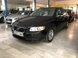Volvo S40 1.6D 115 Drive Kinetic 4p