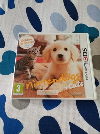 nintendogs+cats N3DS