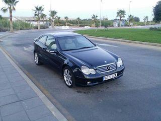 Mercedes-Benz 220 coupe 2003