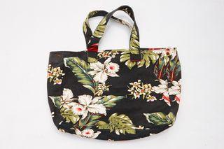 Bolsa de playa hawaii tela con asas