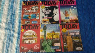 pack revistas ingles today