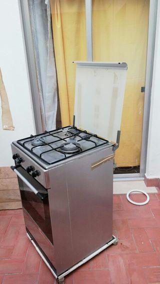 estufa de gas