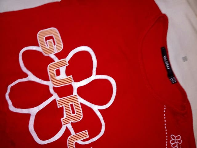 Camiseta manga corta GURU original