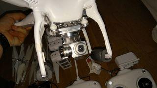 Drone Phantom 2 visión pluS v3 más extras