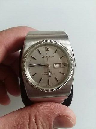reloj omega megaquartz 32khz
