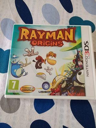Rayman origins N3DS