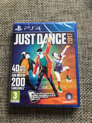 Juego Just Dance 2017