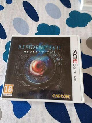 resindent evil N3DS