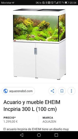 acuario 300 litros