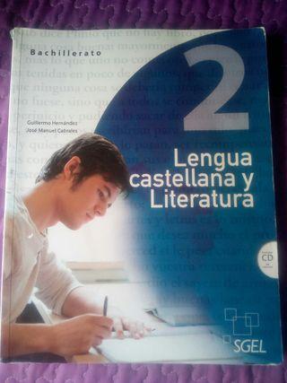 lengua y literatura 2 bachi