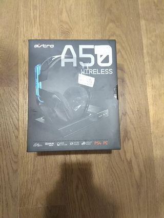 ASTRO A 50 Wireless de 2ª Generación