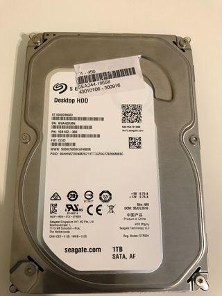 Disco duro 1000GB