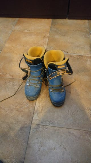 botas de nieve asolo.