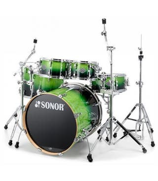 Bateria Sonor Essential Force Green Stage S
