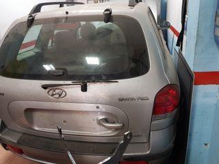 transfer Hyundai Santa Fe 2005