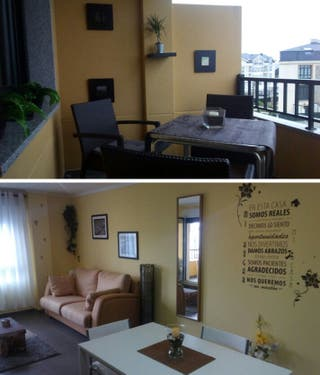 Apartamento en alquiler vacacional Barreiros LUGO
