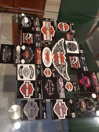 Pegatinas Harley Davidson (Oportunidad)