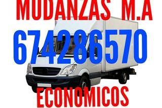 Se ofreces transporte Mudanzas