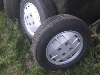 ruedas con llantas 165 70 13 psa
