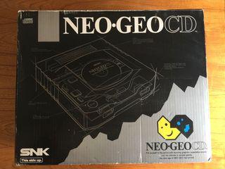 Consola Neo-Geo