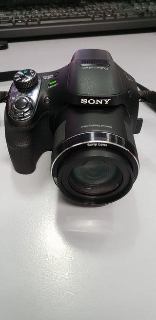 camara sony cybershot h400