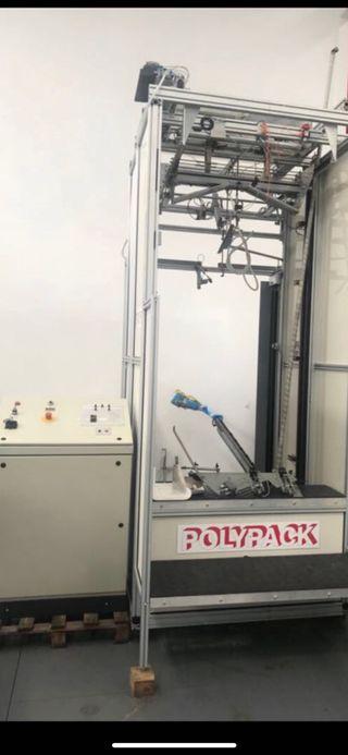 Maquina embolsadora automatica