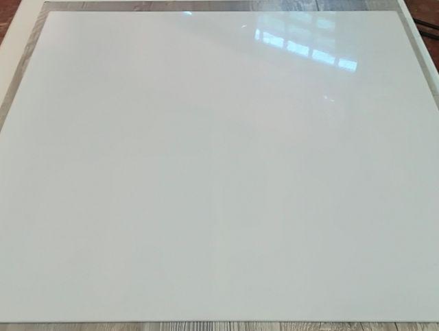 Planchas de metacrilato blanco