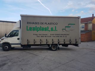 Iveco Daily c-15 6500km carnet c1