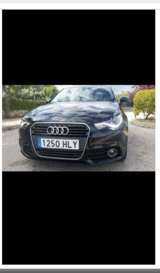 Audi A1 sportback 1.6 tdi s-tronic attraction 2012