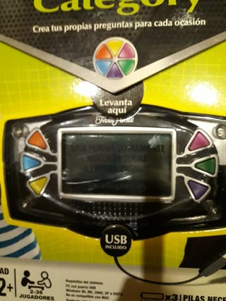 Trivial pursuit electronico