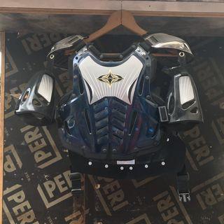 Proteccion motocross