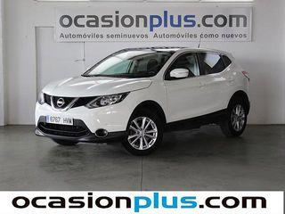 Nissan Qashqai 1.5 dCi SANDS N-TEC 4x2 81 kW (110 CV)