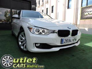 BMW Serie 3 ActiveHybrid 3 sedán 250kW (340CV)