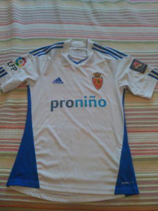camiseta real Zaragoza