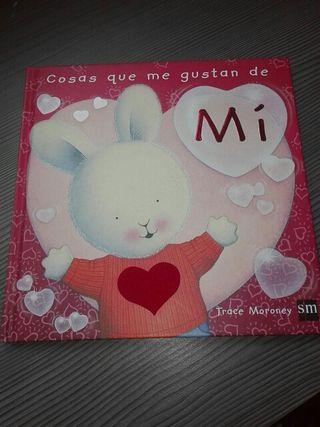 Libro infantil Cosas que me gustan de mi