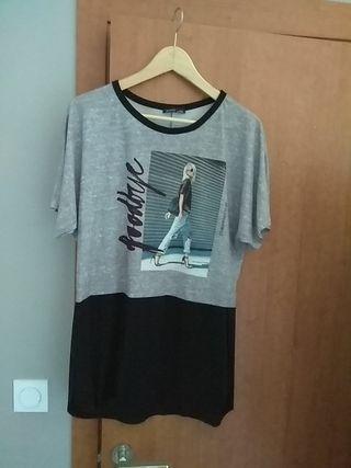 Segunda En Camisetas Montequinto De Mano Zara Wallapop XnPwkN0O8Z
