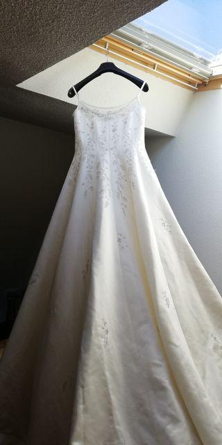 vestido de novia pronovias de segunda mano en talavera de la reina