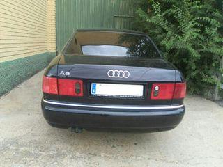 Audi A8 2.5 quatronic diesel