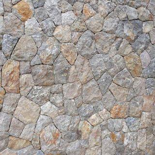 trabajo de piedra y jardín