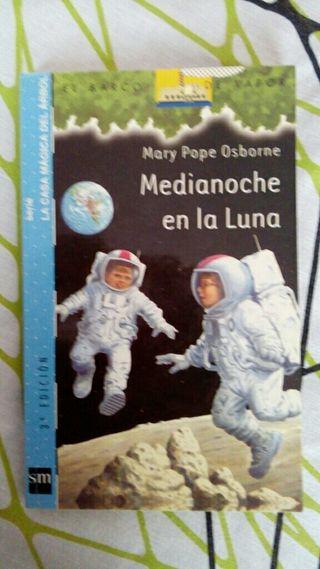 """Libro infantil """" Medianoche en la luna """""""