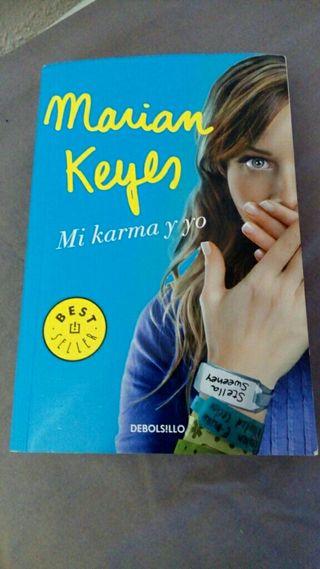 """libro """" mi karma y yo """" nuevo"""