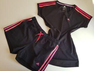 Chándal corto Adidas (mujer)