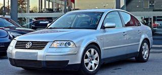 Volkswagen Passat 2003 con GLP