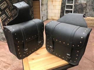Alforjas custom