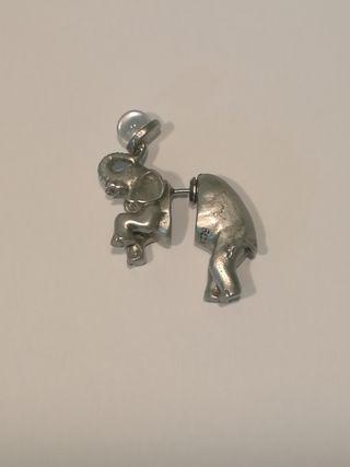 Piercing para oreja - Elefante