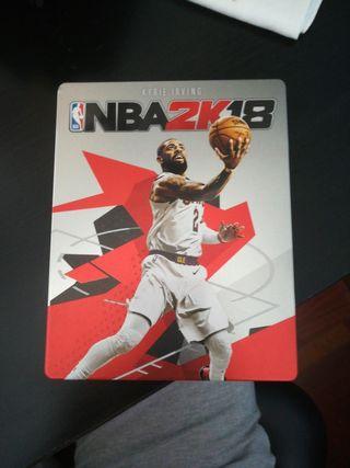 Se vende NBA 2K18 PS4