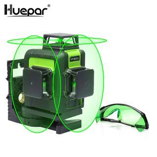 Nivel láser profesional Huepar Nivelador 3D