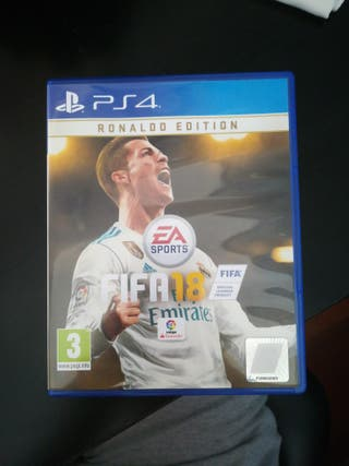Se vende FIFA 18