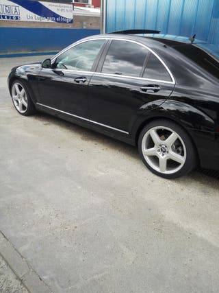 Mercedes-benz Clase S 2006