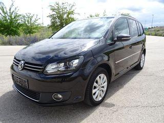 Volkswagen Touran 2.0 140 CV DSG 2014